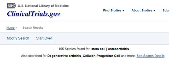 已有三款干细胞新药获得临床批件!我国骨关节炎患者有望迎来全新的干细胞治疗