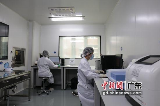 中科院健康院细胞标准化检测实验室达到国际先进水平